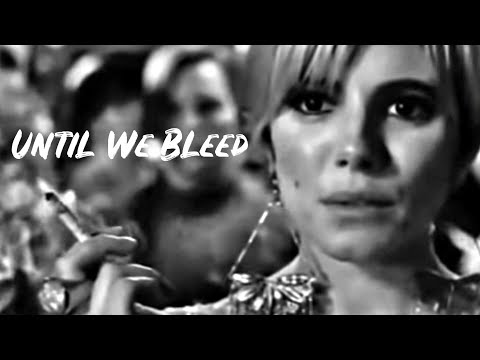Edie Sedgwick // Factory Girl // Until we bleed (видео)