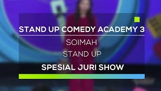 Video Stand Up Comedy Academy 3 : Soimah MP3, 3GP, MP4, WEBM, AVI, FLV Oktober 2017