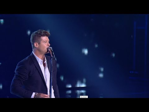Robin Thicke - Lost Without You - LIVE From NET 4.0 Presents Indonesian Choice Awards 2017