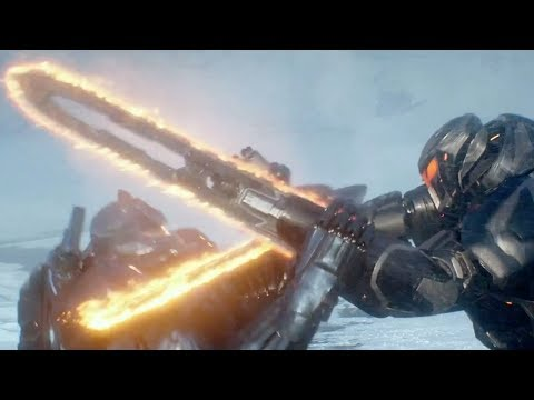 Pacific Rim 2: Uprising - On the Set | official trailer (2018)