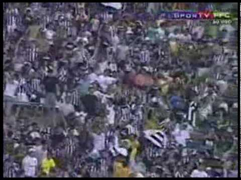 Brasileirão 2010 - Ceará 1 X 0 Cruzeiro - Gol: Lopes