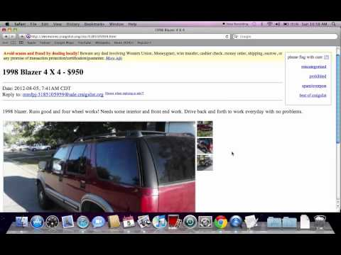 Deep East Texas Craigslist Cars Trucks Autos Post