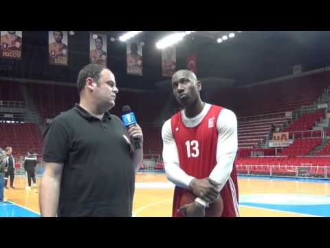 Eurocup Finals pre-game interview: Louis Campbell, Strasbourg