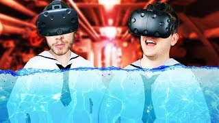 Nonton Virtual Reality Submarine Simulator    Ironwolf Vr Gameplay   Htc Vive Vr Film Subtitle Indonesia Streaming Movie Download