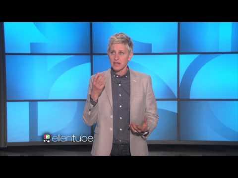 Ellen DeGeneres Responds to Anti Gay Pastor
