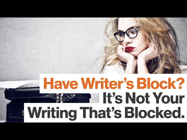 How do I overcome writer's block?!?