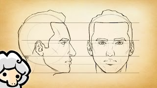 Aqui teneis el segundo tutorial sobre como dibujar la cabeza, en esta ocasión enseño como dibujar las proporciones de la cara.Espero que os guste!_____________________________________________________________www.davidsheep.comFacebook: http://goo.gl/BP8o5SDeviantart: http://goo.gl/yHKnGP