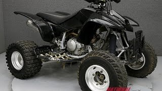 1. 2007 HONDA TRX400EX - National Powersports Distributors