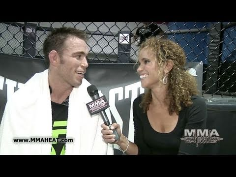 Jake Shields Ready To Go To War With GSP at UFC 129