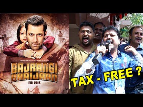 Will Salman Khan's Bajrangi Bhaijaan Become Tax-Fr