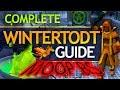 COMPLETE Wintertodt Guide (UPDATED 2018) Huge Exp! OSRS