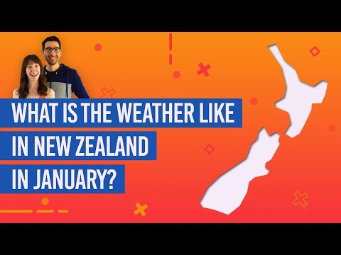 New Zealand in January: A Wonderful Month For New Zealanders