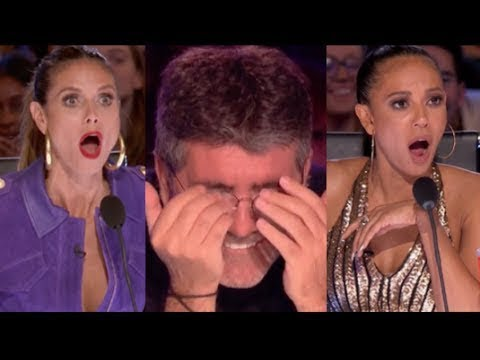 The Best Top 6 AMAZING Auditions - America's Got Talent 2017 - MUST WATCH! (видео)