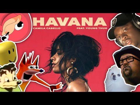 Video Camila Cabello: Havana - Meme Cover download in MP3, 3GP, MP4, WEBM, AVI, FLV January 2017