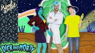 Rick and Morty Porn Parody:
