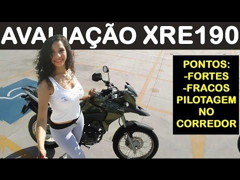 🔴 Avaliação XRE190, pilotagem no corredor, opinião Pontos Fortes e Fracos, - Mulheres de Moto