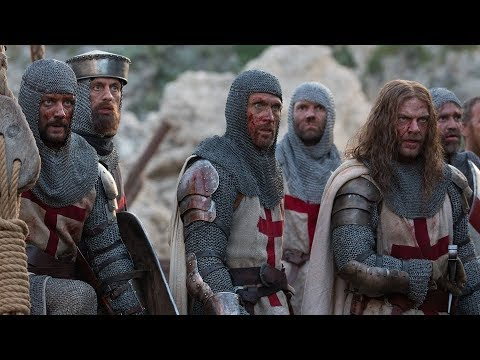 Live Review of History Channel's KnightFall - Episode 2