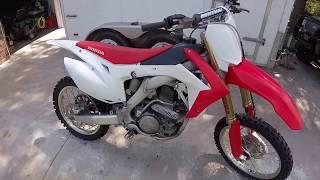 8. 2014 Honda CRF250R
