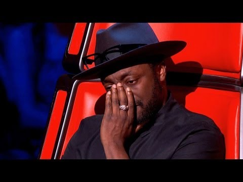 Will tries to fight back tears - Exclusive episode 7 preview - The Voice UK 2014 - BBC One