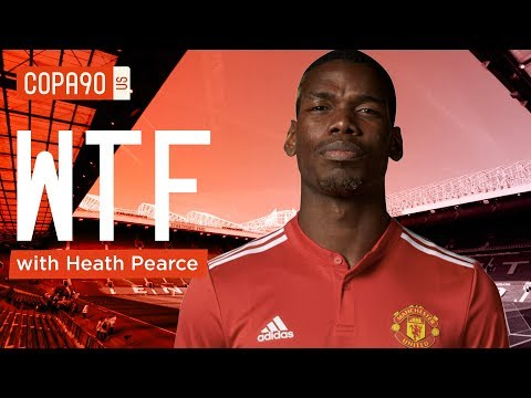 Video: Lukaku, Pogba, Matić Magic Make Man United Title Favorites | WTF