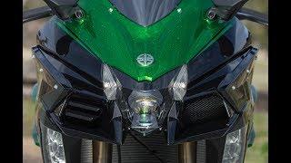 10. 2018 Kawasaki Ninja H2 SX SE First Look | 24 Fast Facts | 2018 Kawasaki Ninja H2 SX SE Review