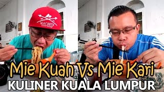 Video Kuliner Enak Mie Kuah vs Mie Kari Challange - Wisata Kuliner Kuala Lumpur MP3, 3GP, MP4, WEBM, AVI, FLV Agustus 2018