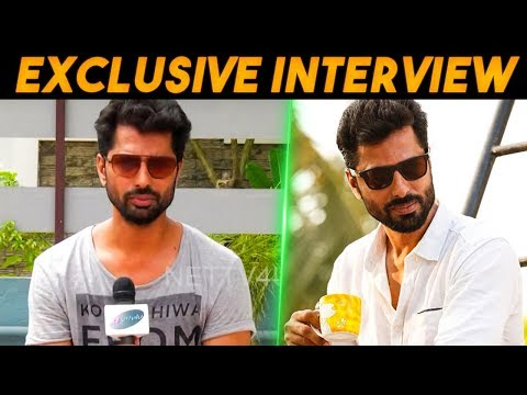 Exclusive Interview With Aryan Srinivasan Actor In Tamil Movies