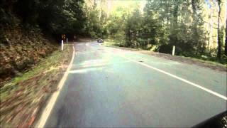 DTi Megane RS250 & Focus XR5 & Astra VXR Mountainside.