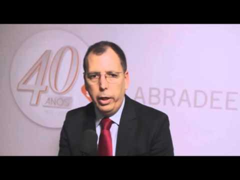 Abradee 40 Anos - Luiz Henrique F Pinto   Vice Presidente de Operações Relugadoras CPFL