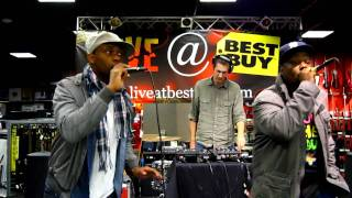 The Foreign Exchange & Darien Brockington- Come Around @ Best Buy Live (Union Square), NYC