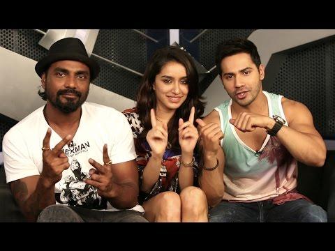 Varun Dhawan, Shraddha Kapoor & Remo talk ABCD2 on Freaky Fridays   FULL EPISODE   Sea 4 Epi 10