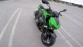 3. 2015 Kawasaki Z1000 Streetfighter - let's call it a review...