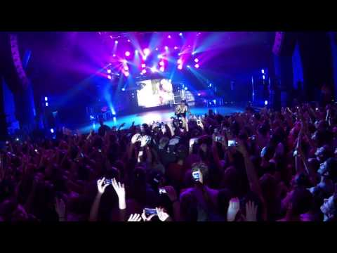 Jason Derulo Milano 10.03.2014 (Marry Me/The Other Side – Tattoos Tour)