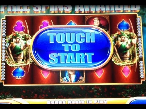 HUGE WIN on Robin Hood Slot Machine Bonus - The Bad, Good, & Inconceivable! ~ WMS