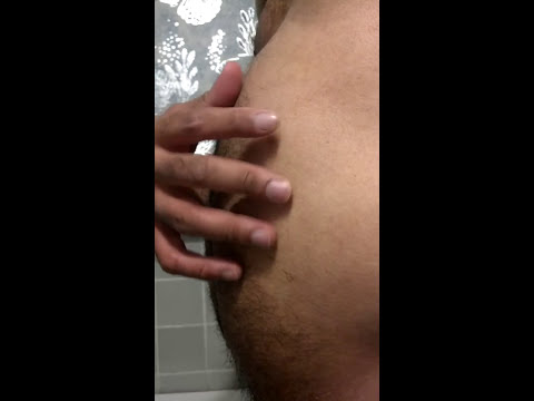 stomach torture - Torture - Bloated Stomach 1-3-2014.