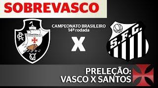 No vídeo de hoje falamos sobre as informações e as expectativas pro jogo entre VASCO e Santos, pela 14ª rodada do...