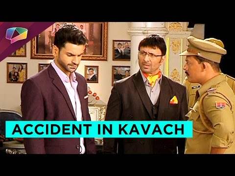 Rajveer is possed in Kavach