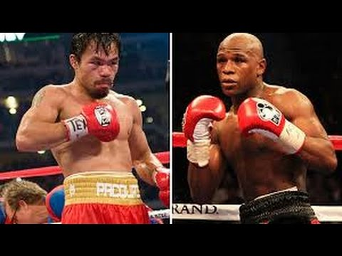 ready - Floyd Mayweather hires southpaw to help in preparations for Manny Pacquiao fight ?
