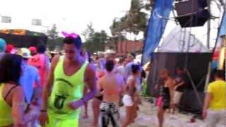 Chris Scott Live At Full Moon Party - Koh Phangan Thailand 2013