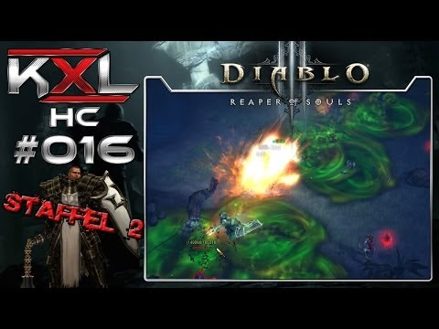 Diablo 3 [2.0.3] [Hardcore][HD+] #016 - Packprobleme der Frauen ➥ Let's Play