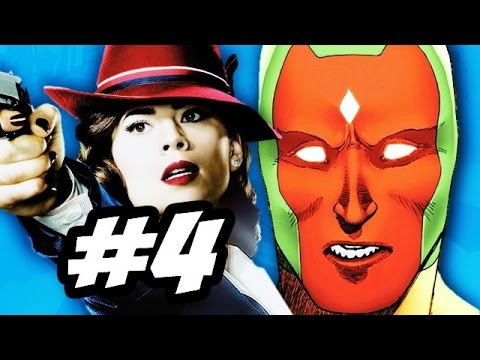 Agent Carter Season 2 Episode 4 Review and Vision Origin Story Explained