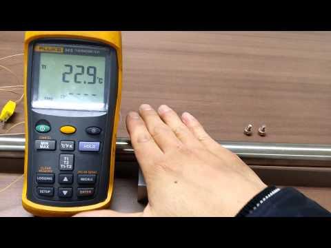 Surface Temperature Probe on 1