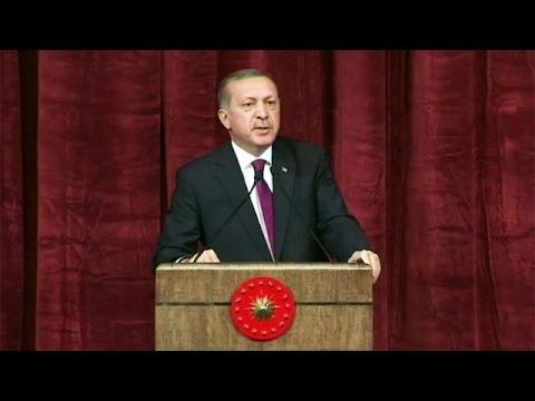 Ερντογάν… ο επιεικής-Νέα επίθεση στη Δύση