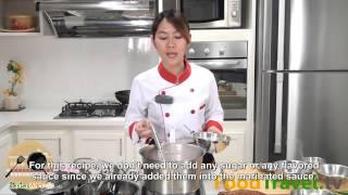 [Thai Food] Barbeque Pork&Crispy Pork With Rice (Khao Mu Dang - Mu Grob)