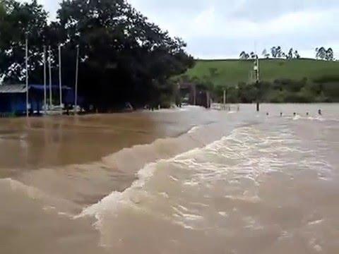 ENCHENTE RIBEIRÃO VERMELHO MG RIO GRANDE