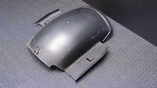 V-MAX1200 YAMAHA ヤマハ V-MAX1200 純正リアインナーフェンダー