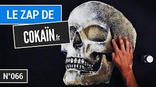 Zap zap - Le Zap de Cokaïn.fr n°066