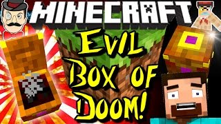 Minecraft PANDORA'S BOX! Unpredictable Disasters&Dangerous Randomness!