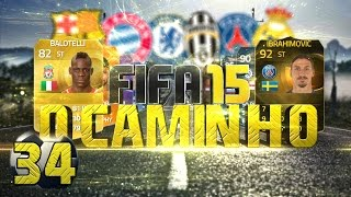 FIFA 15 Brasil - O Caminho ep34 - Testando Suarez, Bale e Neymar, neymar, neymar Barcelona,  Barcelona, chung ket cup c1, Barcelona juventus