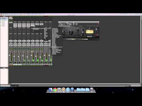 Drum Mixing Tutorial with CLA Expansion Pack for SSD4 and Slate Digital Plug-ins